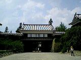 上田にある城跡