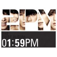 THE FIRST ALBUM ‐01:59PM